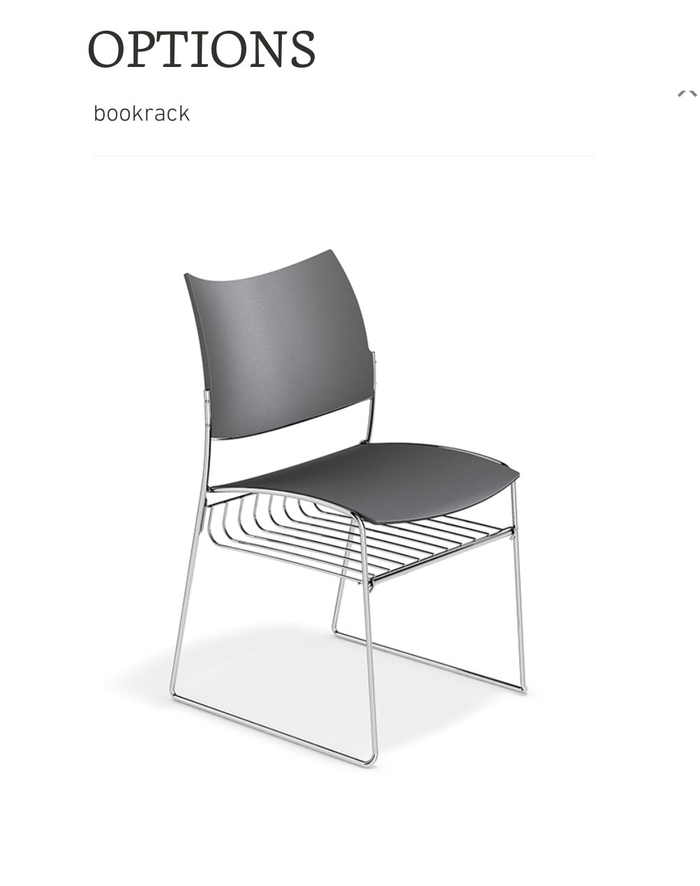 Magnificent Curvy Chair By Casala High Density Stacking Chair Izit Bralicious Painted Fabric Chair Ideas Braliciousco